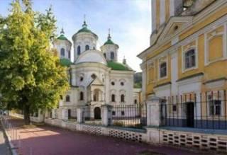 Сегодня храмовый праздник одной из древнейших армянских церквей в Украине — Рождества Богородицы в Киеве