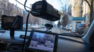 Полицейские авто хотят оборудовать камерами, которые фиксируют нарушение ПДД прямо на ходу