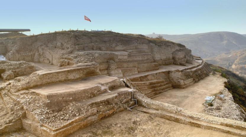 В Китае открыли древний город