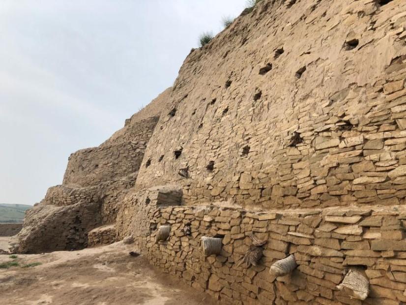 Древний город Шимао