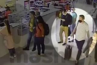 Полицейские из Томска отследили маршрут следования Навального и обнаружили кое-что подозрительное