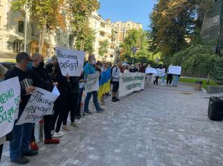 Украинцы требуют немедленной отставки министра Ткаченко