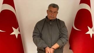 Турецкие разведчики задержали и вывезли из Украины террориста-рецивидиста