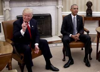 Трамп жестко посмеялся над Обамой