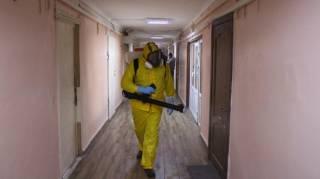 В Киеве установлен основной «рассадник» коронавируса