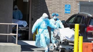 В ВОЗ прогнозируют рост смертей от коронавируса в Европе