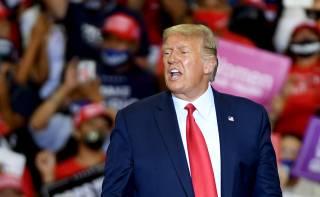 Трамп намекнул, что Байден – наркоман