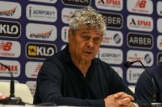 Луческу раскрыл секрет победы «Динамо» над АЗ