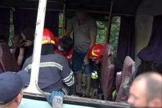 В Хмельницком произошло кровавое ДТП