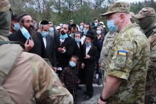 В МВД рассказали о тысячах обманутых хасидов на границе с Беларусью