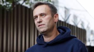 Навального выдвинули на Нобелевскую премию