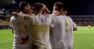 Лига Европы: «Колос» одержал историческую победу в Греции
