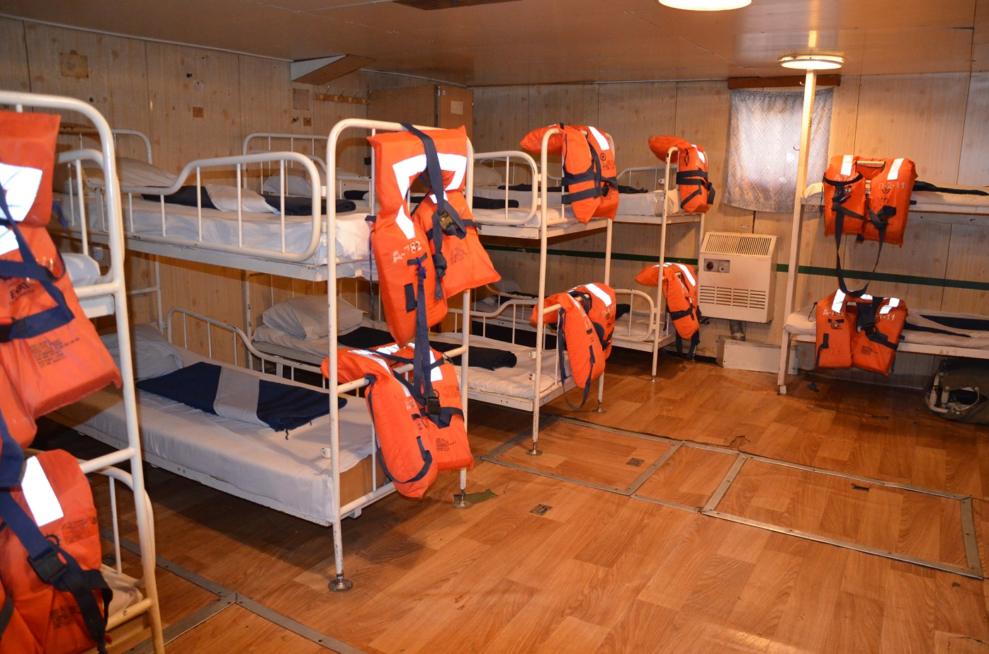 госпитальное судно ВМС Украина