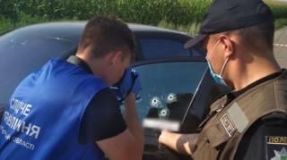 В Киеве обстреляли авто помощника «слуги народа»
