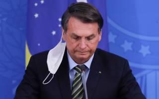 Президент Бразилии сделал резонансное заявление по поводу коронавируса