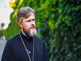 Протоиерей Николай Данилевич: Заявление секретаря СНБО нарушает принципы нацбезопасности