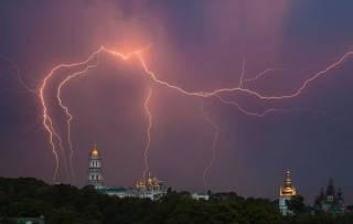 В конце недели погода преподнесет киевлянам грозовой сюрприз