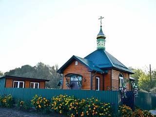 На Ровенщине освящен храм УПЦ, построенный за 100 дней