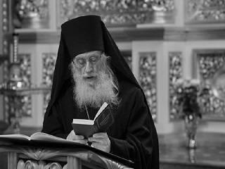 95-летнего старца Аврамия похоронили в Киево-Печерской лавре