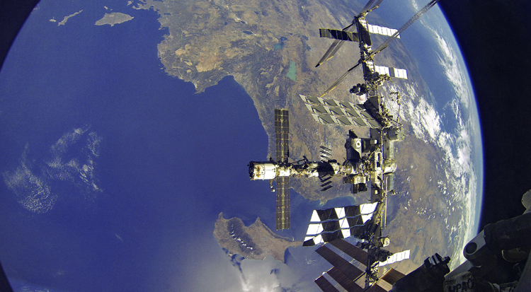 На МКС летит необычный груз производства США
