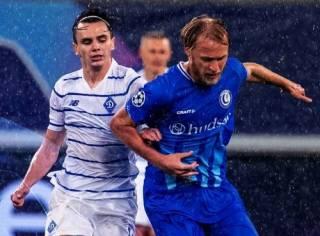 Лига чемпионов: «Динамо» сделало уверенный шаг к выходу в групповой этап