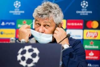 Луческу объяснил, за счет чего «Динамо» удалось обыграть «Гент» в гостях