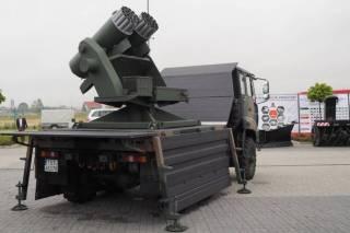 Легкие РСЗО: перспективное оружие или тупик?
