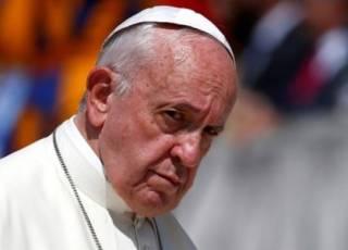 Папа Римский уже особо не скрывает свои антихристанские взгляды