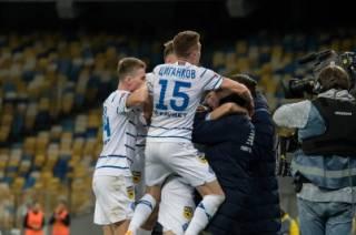 «Динамо» добыло очередную уверенную победу в чемпионате Украины