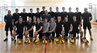 Волейбольную сборную Украины выдворили с чемпионата Европы из-за коронавируса