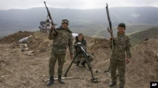 Несколько десятков тысяч россиян заявили о готовности воевать за Армению в Нагорном Карабахе