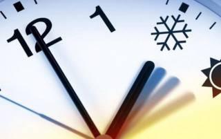 Украина перейдет на зимнее время в самый пикантный политический момент
