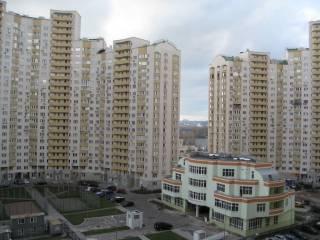 По количеству высоток Киев опередил Лондон, Лос-Анджелес и Москву