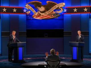 Первые дебаты с Байденом больно ударили по букмекерскому рейтингу Трампа