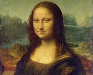 Под портретом Моны Лизы нашли кое-что интересное