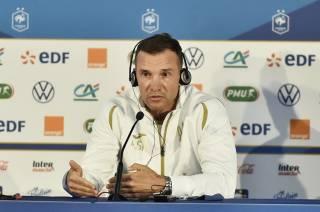 Шевченко поведал, как коронавирус ударил по сборной Украины