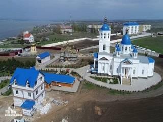 В Одесской области УПЦ строит подстанцию экстренной медицинской помощи
