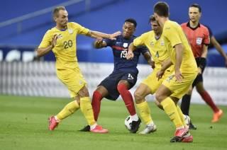 Франция – Украина: ждали рекорда, получили антирекорд!
