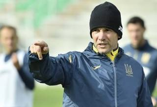 Шева прокомментировал разгром сборной Украины в Париже