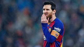 Месси может сбежать из «Барселоны» уже зимой