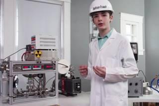 Американский подросток стал рекордсменом мира по созданию ядерного реактора
