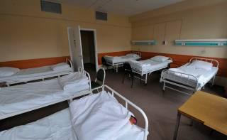 В Киеве заканчиваются койки для больных коронавирусом