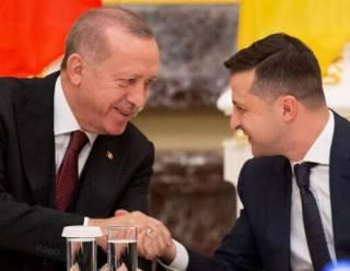 Украина снова лезет во внутренние турецкие разборки. Зачем?