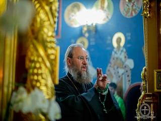 Митрополит Антоний: Тот, кто стремится к миру - стремится к Богу