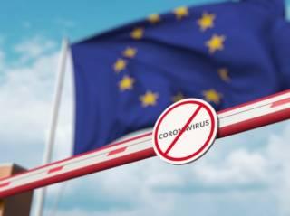 Евросоюз решил пойти по пути Украины, чтобы не закрывать границы из-за коронавирурса