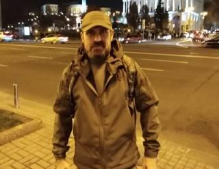 Ветеран АТО и ООС сжег себя в самом центре Киева