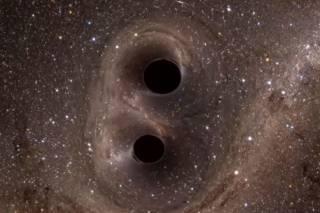 Черная дыра «съела» звезду прямо на глазах у астрономов