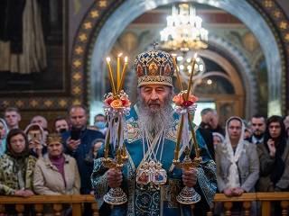 Митрополит Онуфрий объяснил, с какими молитвами обращаться к Богородице