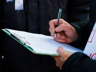 Всенародный опрос Зеленского проведет некая общественная организация за деньги некоего мецената, – «Слуга народа»