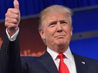 Трамп признал, что уступает в популярности Иисусу Христу